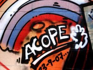 acope-muro